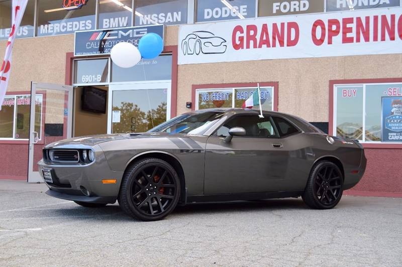 SOLD! & 2010 Dodge Challenger R/T Classic 2dr Coupe In Gilroy CA - Cali ... pezcame.com