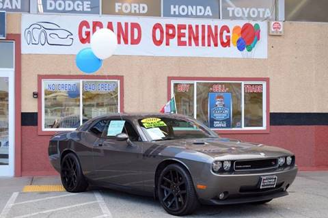 2010 Dodge Challenger for sale at Cali Motor Group in Gilroy CA
