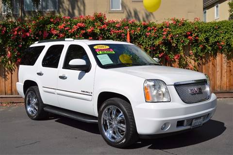 2007 GMC Yukon for sale at Cali Motor Group in Gilroy CA