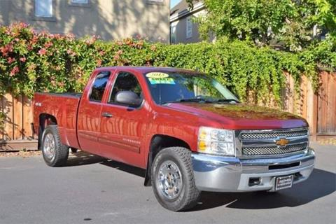 2013 Chevrolet Silverado 1500 for sale at Cali Motor Group in Gilroy CA