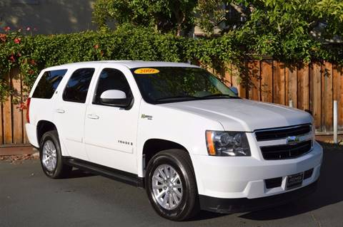 2009 Chevrolet Tahoe for sale at Cali Motor Group in Gilroy CA