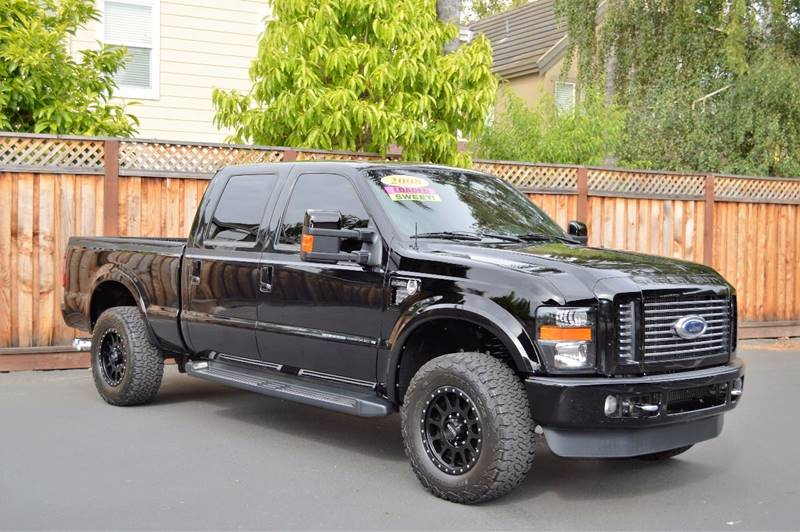 2008 ford f-250 super duty in gilroy ca - cali motor group