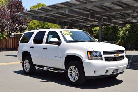 2008 Chevrolet Tahoe for sale at Cali Motor Group in Gilroy CA