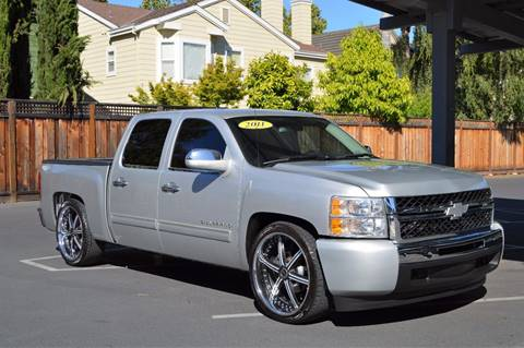 2011 Chevrolet Silverado 1500 for sale at Cali Motor Group in Gilroy CA