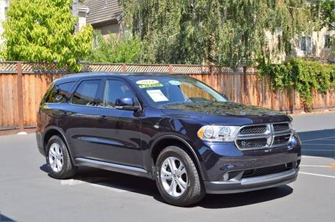 2011 Dodge Durango for sale at Cali Motor Group in Gilroy CA