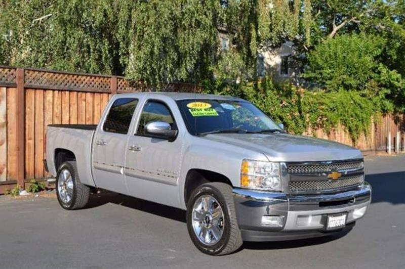 2013 Chevrolet Silverado 1500 Lt In Gilroy Ca Cali Motor Group