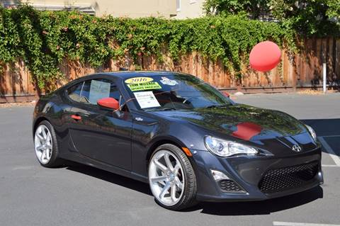 2016 Scion FR-S for sale at Cali Motor Group in Gilroy CA