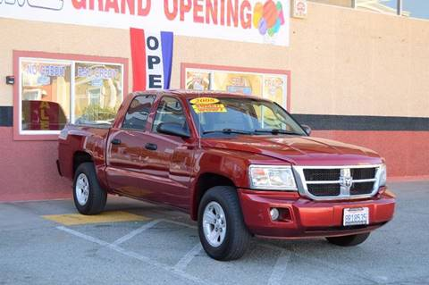 2008 Dodge Dakota for sale at Cali Motor Group in Gilroy CA