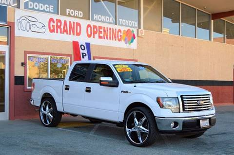 2010 Ford F-150 for sale at Cali Motor Group in Gilroy CA