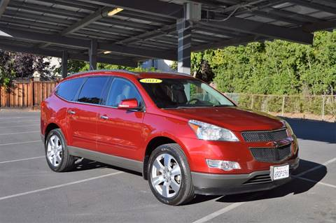 2011 Chevrolet Traverse for sale at Cali Motor Group in Gilroy CA