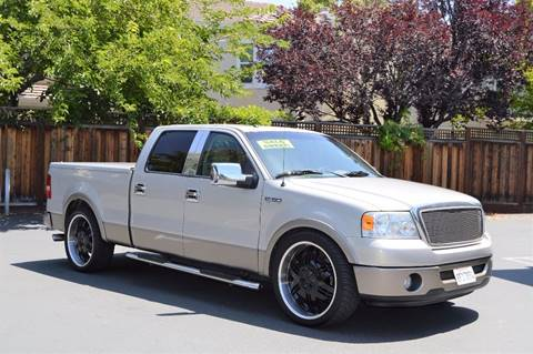 2006 Ford F-150 for sale at Cali Motor Group in Gilroy CA