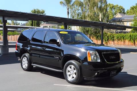 2011 GMC Yukon for sale at Cali Motor Group in Gilroy CA