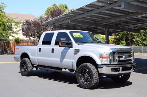 2008 Ford F-350 Super Duty for sale at Cali Motor Group in Gilroy CA
