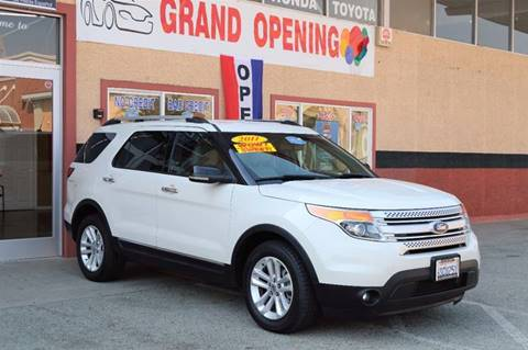 2011 Ford Explorer for sale at Cali Motor Group in Gilroy CA
