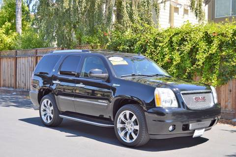 2010 GMC Yukon for sale at Cali Motor Group in Gilroy CA