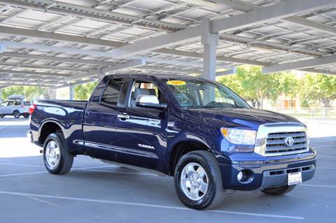 2007 Toyota Tundra for sale at Cali Motor Group in Gilroy CA