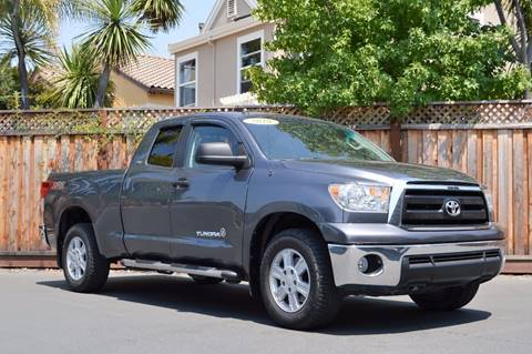 2011 Toyota Tundra for sale at Cali Motor Group in Gilroy CA