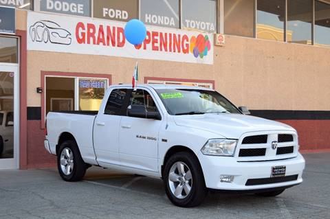 2011 RAM Ram Pickup 1500 for sale at Cali Motor Group in Gilroy CA