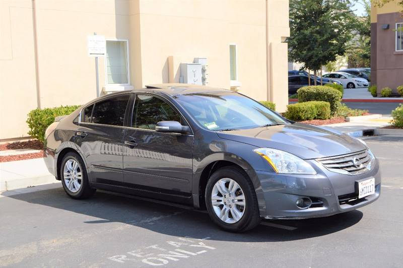 2010 Nissan Altima For Sale At Cali Motor Group In Gilroy CA