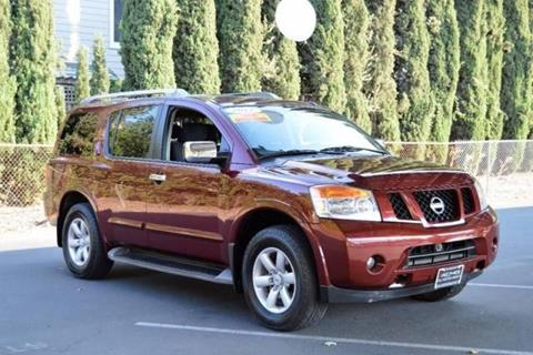 2012 Nissan Armada for sale at Cali Motor Group in Gilroy CA