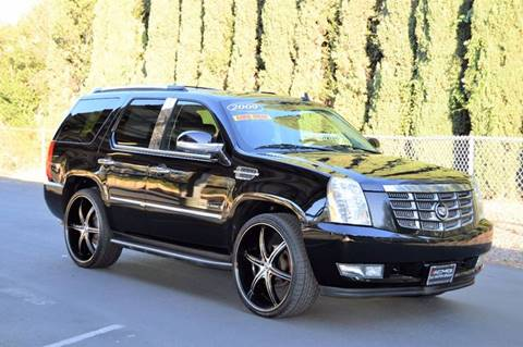 2009 Cadillac Escalade for sale at Cali Motor Group in Gilroy CA
