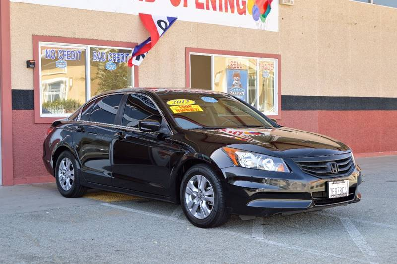 2012 Honda Accord For Sale At Cali Motor Group In Gilroy CA