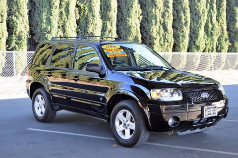 2006 Ford Escape Hybrid for sale at Cali Motor Group in Gilroy CA