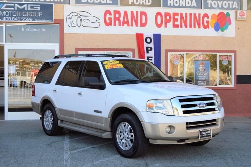 2007 ford expedition eddie bauer in gilroy ca - cali motor group