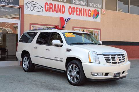 2008 Cadillac Escalade ESV for sale at Cali Motor Group in Gilroy CA