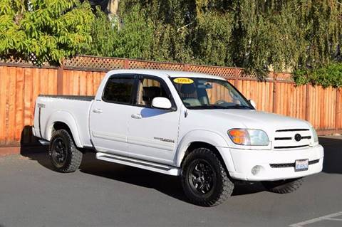 2004 Toyota Tundra for sale at Cali Motor Group in Gilroy CA