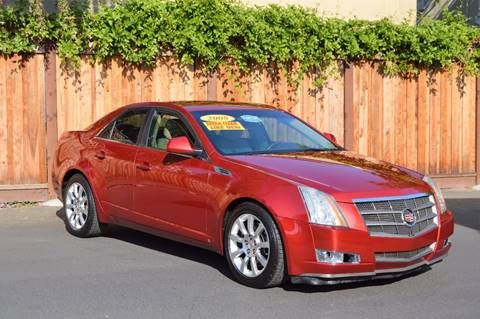 2008 Cadillac CTS for sale at Cali Motor Group in Gilroy CA