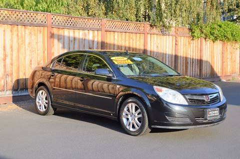 2008 Saturn Aura for sale at Cali Motor Group in Gilroy CA