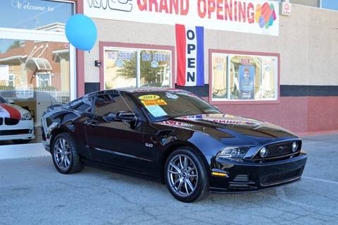 2014 Ford Mustang for sale at Cali Motor Group in Gilroy CA