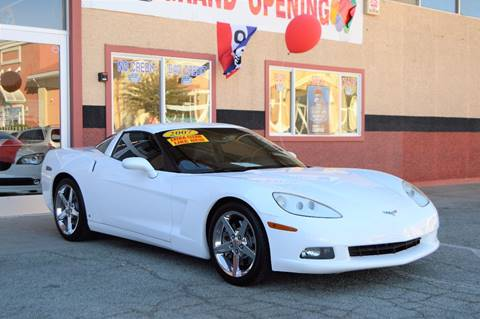 2007 Chevrolet Corvette for sale at Cali Motor Group in Gilroy CA