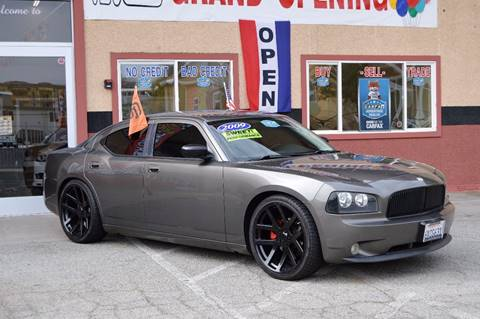2009 Dodge Charger for sale at Cali Motor Group in Gilroy CA