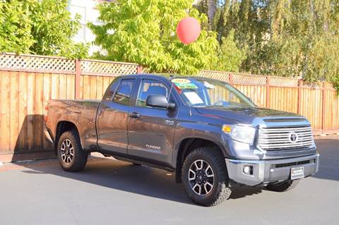 2014 Toyota Tundra for sale at Cali Motor Group in Gilroy CA
