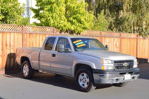 2006 Chevrolet Silverado 1500 for sale at Cali Motor Group in Gilroy CA