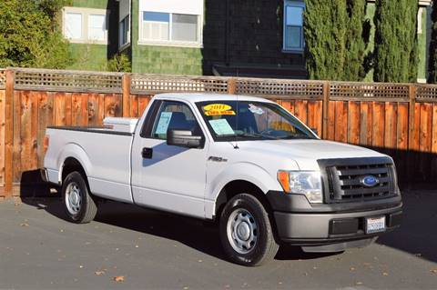 2011 Ford F-150 for sale at Cali Motor Group in Gilroy CA