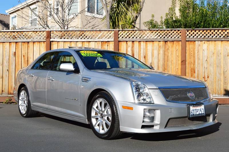 2008 cadillac sts v in gilroy ca cali motor group. Black Bedroom Furniture Sets. Home Design Ideas