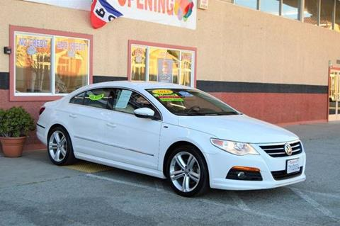 2012 Volkswagen CC for sale at Cali Motor Group in Gilroy CA