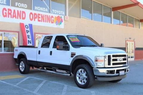 2009 Ford F-250 Super Duty for sale at Cali Motor Group in Gilroy CA