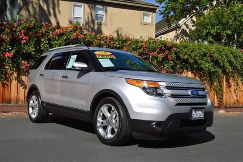 2011 ford explorer limited in gilroy ca cali motor group. Black Bedroom Furniture Sets. Home Design Ideas