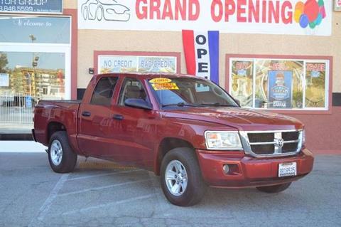 2008 Dodge Dakota for sale at Cali Motor Group in Gilroy CA