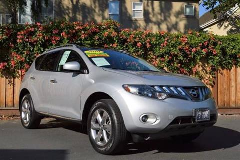 2010 Nissan Murano for sale at Cali Motor Group in Gilroy CA