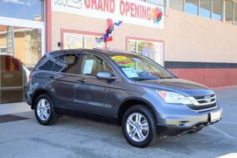 2011 Honda CR-V for sale at Cali Motor Group in Gilroy CA