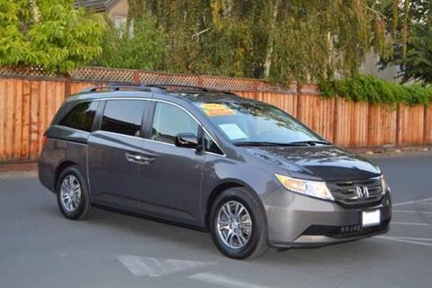 2013 Honda Odyssey for sale at Cali Motor Group in Gilroy CA