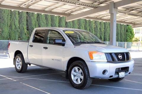 2011 Nissan Titan for sale at Cali Motor Group in Gilroy CA