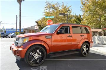 2008 Dodge Nitro for sale at Cali Motor Group in Gilroy CA