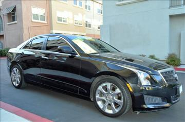 2013 Cadillac ATS for sale at Cali Motor Group in Gilroy CA