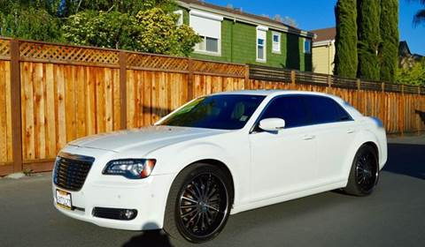 2013 Chrysler 300 for sale at Cali Motor Group in Gilroy CA